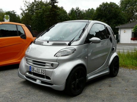 Fortwo 450 Tuning